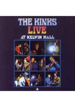 The Kinks live at Kelvin Hall CD