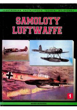 Samoloty Luftwaffe