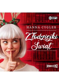 Złodziejki Świąt audiobook