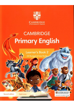 Cambridge Primary English Learner's Book 2 with Digital access