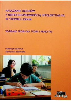 Nauczanie z niepełnosprawnością intelektualną w stopniu lekkim
