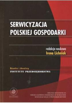 Serwicyzacja polskiej gospodarki
