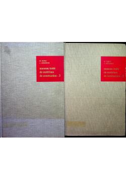 Nouveau traite de materiaux de construction tom II i III