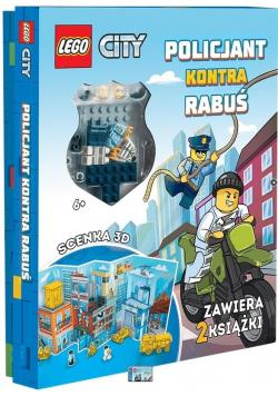 Lego City. Policjant kontra rabuś