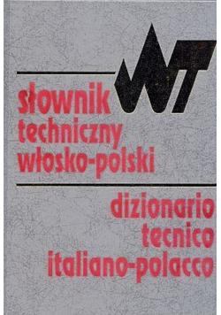 Słownik techniczny włosko polski