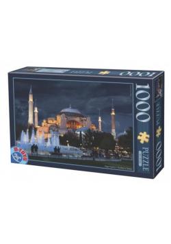 Puzzle 1000 Turcja, Istambuł-Hagia Sophia
