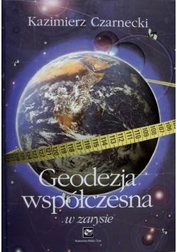 Geodezja współczesna w zarysie