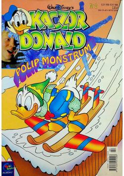 Kaczor Donald Polip Monstrum