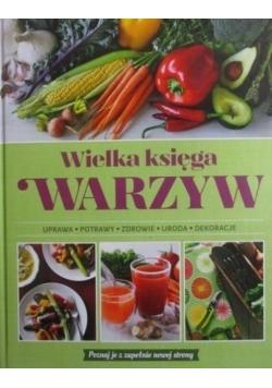 Wielka księga warzyw