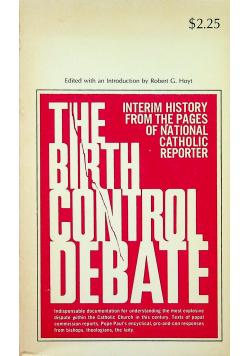 The birth control debate