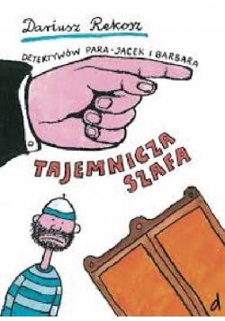 Detektywów para Jacek i Barbara Tajemnicza szafa