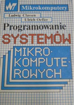 Programowanie systemów mikrokomputerowych