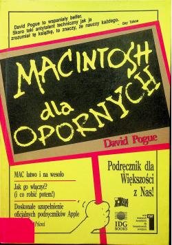 Macintosh dla opornych