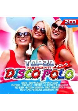 Top 20 Disco Polo vol. 5 (2xCD)