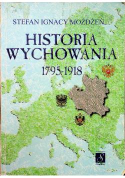 Historia Wychowania 1795 1918