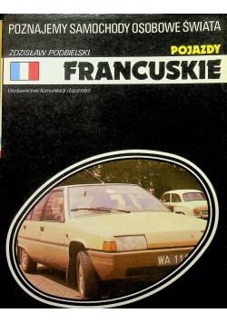 Pojazdy francuskie
