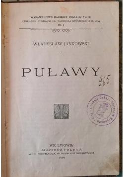 Puławy 1909 r