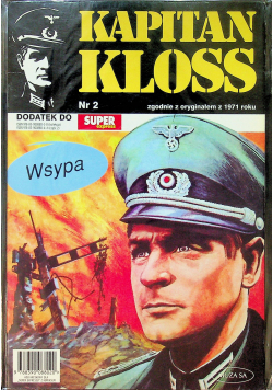 Kapitan Kloss nr 2 Wsypa