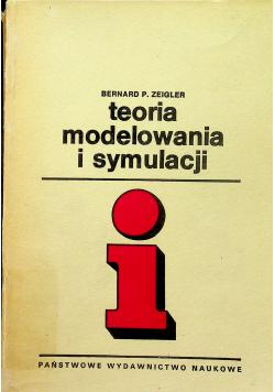 Teoria modelowania i symulacji