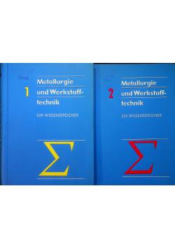 Metallurgie und Werkstofftechnik 2 tomy