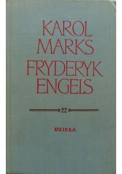 Mark Engels Dzieła Tom 22