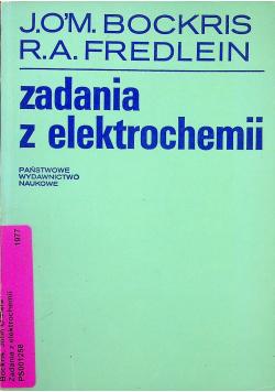 Zadania z elektrochemii