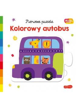 Akademia mądrego dziecka. Kolorowy autobus