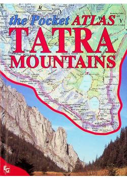 The pocket atlas Tatra mountains