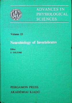 Neurobiology of Invertebrates