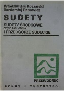 Sudety Sudety środkowe część zachodnia i Przedgórze Sudeckie