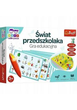 Świat przedszkolaka Magiczny ołówek TREFL