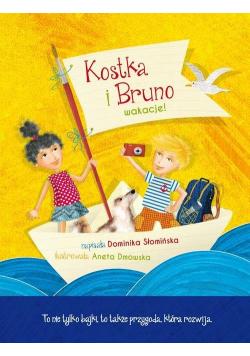 Kostka i Bruno Wakacje