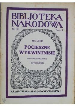 Pocieszne wykwintnisie 1926 r.