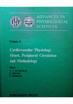 Cardiovascular Physiology Heart Peripheral Circulation and Methodology