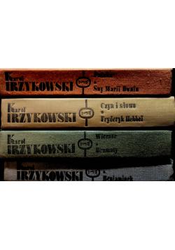 Irzykowski Pisma 4 tomy