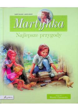 Martynka Najlepsze przygody zbiór opowiadań
