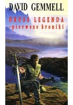 Druss legenda pierwsze kroniki
