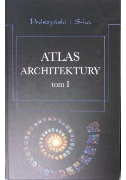 Atlas Architektury tom 1