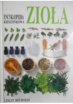 Encyklopedia kieszonkowa Zioła
