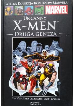 The uncanny X Men  Druga geneza