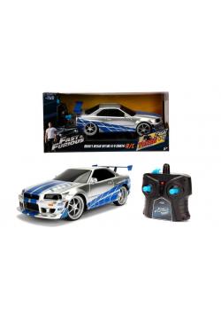 Fast & Furious RC Nissan Skyline GTR 1:16