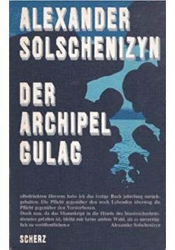Der archipel gulag