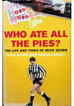 Who ate all the pies + autograf Quinn