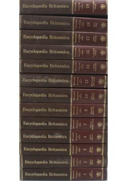 Encyclopedia Britannica 13 tomów