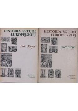Historia Sztuki Europejskiej tom 1 i 2