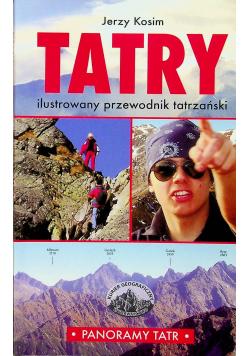 Tatry Ilustrowany przewodnik tatrzański