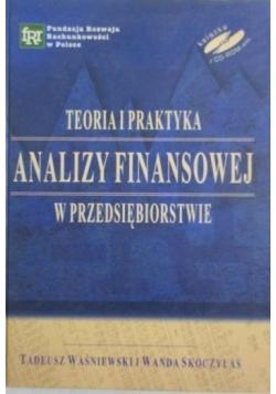 Teoria i praktyka analizy finansowej w przedsiębiorstwie