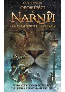 Opowieści z Narnii Lew Czarownica i Stara Szafa