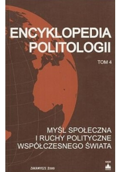 Encyklopedia Politologii tom 4