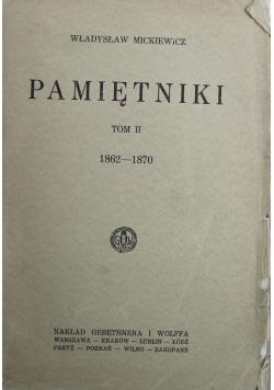 Pamiętniki Tom II 1927 r.